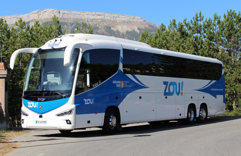 Irizar I8 - 68 places